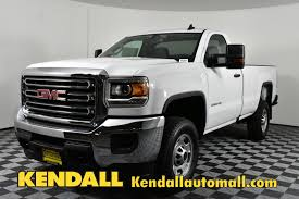 100 For Sale Truck New 2018 GMC Sierra 2500HD RWD Regular Cab For D481010