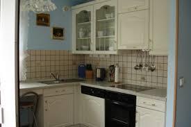 küche in u form weiß komplett mit geräten küchen in u form