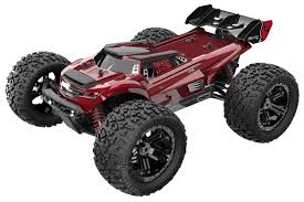 Redcat Racing TR-MT8E V2 1/8 Scale Brushless Monster Truck (REDTR ...