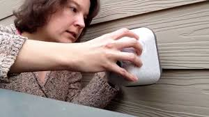 Outside Faucet Cover Freezing Weather by How To Put A Styrofoam Cover On A Spigot By Cheryl Sameit Youtube