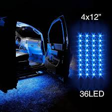 4pcs 36 LED 6 COLORS AVAILABLE Waterproof Three Mode Neon Accent ... 24 Volt Interior Fluorescent Strip Light Roadkingcouk Which Are Better Dicated Led Boat Lights Or Diy Lighting 50 Luxury Truck Interior Lights Blems V29 130 Tuning Mod Euro Simulator Led 5 Best Car License Plate Xkglow Xk Silver App Wifi Controlled Undercar Under Body Underglow For Trucks Interior Light Kit Nissan Titan Forum Inlad Van Company 201518 F150 Ambient Light Kit Install F150ledscom Youtube