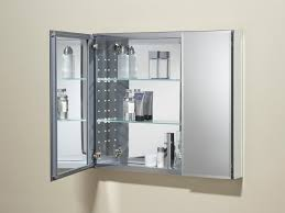 Bathroom Wall Storage Cabinets With Doors by Bathroom Cabinets Bathroom Mirror With Storage Bathroom Wall