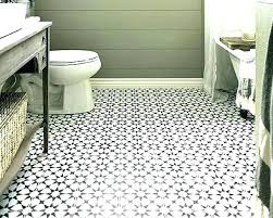Astonishing Bathroom Vinyl Tiles Pattern Flooring Patterned Vintage Floor