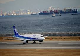Kansai Airport Sinking 2015 by Stardust Talk Kobe Airport On The Water
