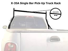 Amazon.com: AA-Racks Model X35-A Universal Single Bar Pickup Truck ...