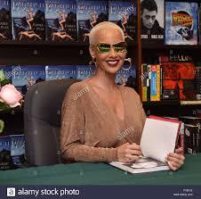 Amber Rose Book Signing