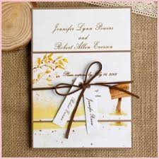 Rustic Summer Wedding Invitations Lovely With Free Response Cards