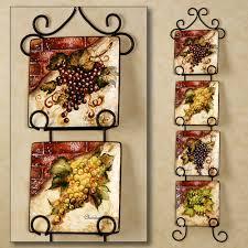 Tuscan Decorative Wall Plates by Wine Kitchen Decor Kitchen Decor Design Ideas