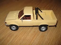 100 Plastic Truck Model Kits Datsun 4x4 Pickup Revell 1 Revell Datsun Pickup 4X4 Model Flickr
