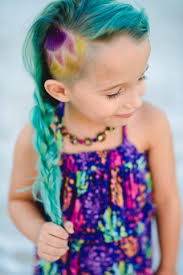 Check Out Some Of These Super Cool Unnatural Hair Colors Little Kids Are Rockin At Their Schools