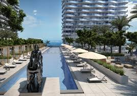 100 1700 Designer Residences Auberge Miami Is 17 Reserved In 1st Week Of Sales