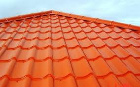 awesome metal roof tiles pressed metal decramastic roofs repairs
