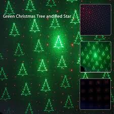 Most Common Christmas Tree Types by 1byone Magical Laser Light With Green Christmas Tree And Red Star