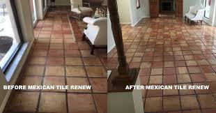 tile cleaning stripping and sealing mexican tile sarasota
