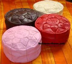 vente de poufs marocain en ligne poufs colorés grande dimension
