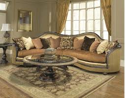 Ashley Furniture Living Room Set For 999 by Ashley Furniture Store Living Room Sets Sandy Color Silk Sectional