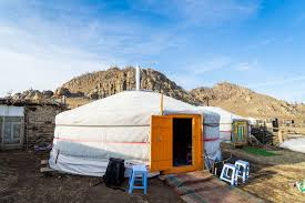 100 Desert Nomad House Ic Life In Mongolia What Is It Like