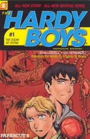 Papercutzs The Hardy Boys Soft Cover 1