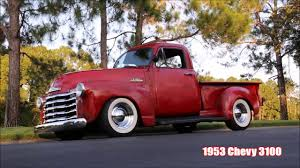 1953 Chevrolet 3100 1/2 Ton Truck - YouTube 1953 Chevrolet5 Windowdeluxeocean Green Chevrolet 3100 The Crittden Automotive Library Pickup Custom 2016 Nsra Street Rod Nationals Youtube 235 Truck Of The Month Lowrider Chevy Either In This Red Or A Dark Blue Color 3 Love Stepside Pickup Coys Kensington Made In Canada 1434 Pro Magazine