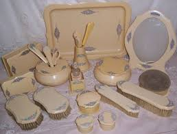Vanity Dresser Set Accessories by 181 Best Antique Celluloid Images On Pinterest Vanities