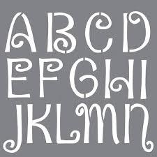 Cursive Bubble Letter D