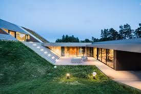 100 Architectural Houses Green Line House Mobius Architects ArchDaily