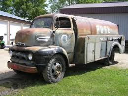 BangShift.com This 1951 Ford COE Fuel Truck Is Begging To Become A ... Ford F6 Coe Truck Sold Kustoms By Kent Tow Truck At Pomona Fairplex Rlkitterman On Deviantart Coe Trucks Photos Pinterest Cars And Rigs Wallpapers Vehicles Hq Pictures 4k Wallpapers Cseries Wikipedia 1948 A 90s Gm Chassis With Century Rollback Rusting Photo Flickriver Nice Amazing 1956 C800 Ford Cabover Truck Bangshiftcom Be Cooler Than Anyone Else At Home Depot In This Has Cop Car Underpnings The Drive Hot Rod Hauler Potential 1952 Tractor Vehicle Just A Guy Most Impressive Hot Rod Trailer Ive Seen