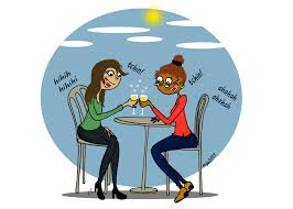 illustration personnelle pot d amies photo de mon book
