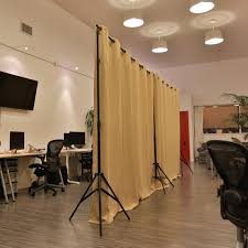 Floor To Ceiling Tension Pole Room Divider by Divider Amazing Ceiling Mounted Room Dividers Room Divider Ideas