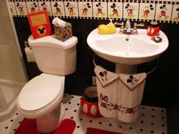 Mickey Mouse Potty Seat Walmart by Decorating With Mickey Mouse Bathroom Set
