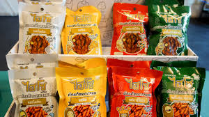 Street Food No More: Bug Snacks Move To Store Shelves In Thailand ...