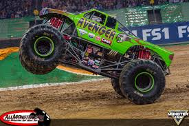 Monster Jam Photos: Houston, Texas - NRG Stadium - October 21, 2017