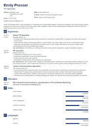 Public Relations Resume: Sample & Complete Guide [20+ Examples] Public Relations Resume Sample Professional Cporate Communication Samples Velvet Jobs Marketing And Communications New Grad Manager 10 Examples For Letter Communication Resume Examples Sop 18 Maintenance Job Worldheritagehotelcom Student Graduate Guide Plus Skills For Sales Associate Template Writing 2019 Jofibo Acvities Director Builder Business Infographic Electrical Engineer Example Tips