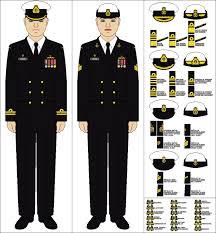 Royal Canadian Navy Uniform base by Tenue de canada on DeviantArt