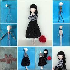 best 25 diy doll ideas on pinterest cloth doll making felt