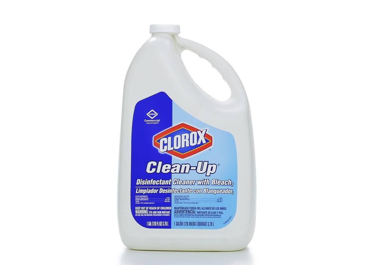 Clorox Clean-Up Disinfectant Cleaner with Bleach