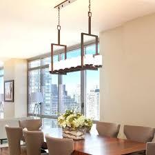 Modern Dining Room Light Fixtures Large Size Of Chandelier