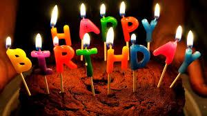 Chocolate Birthday Cake Wallpaper Happy Birthday Cake