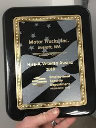 100 Motor Trucks Everett Gary Catt Allison Transmission Diesel Technician MOTOR TRUCKS