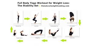 Full Body Yoga Workout For Weight Loss