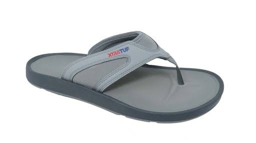 Xtratuf Men's North Shore Performance Sandals - Grey, Size 9