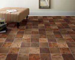 Grouted Vinyl Tile Pros Cons by Vinyl Tile Flooring