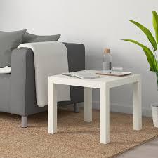 lack beistelltisch weiß 55x55 cm