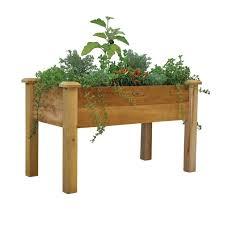 plant stand standing planter plans easy box plansstanding garden