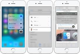 How to turn 3D Touch off and on