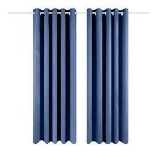 gardinen vorhänge blau zum verlieben wayfair de
