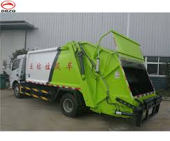 Rubbish Collector Truck, Rubbish Collector Truck Suppliers And ...