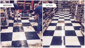 Burnishing Floors After Waxing by Vct Burnishing Waxing Tcs Floors