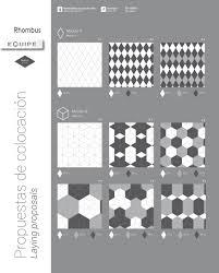 shaped ceramic tile gallery tile flooring design ideas