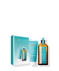 Moroccanoil Light Treatment & Intense Hydrating Mask Duo